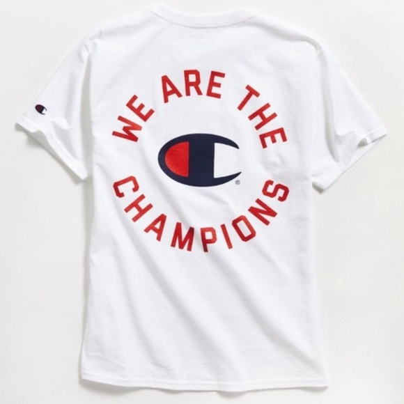 Womens Fitted T-Shirt Queen /'We Are The Champions/' NEW /& OFFICIAL! Black